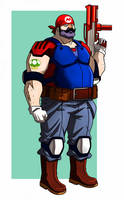 Mario by CHUBETO