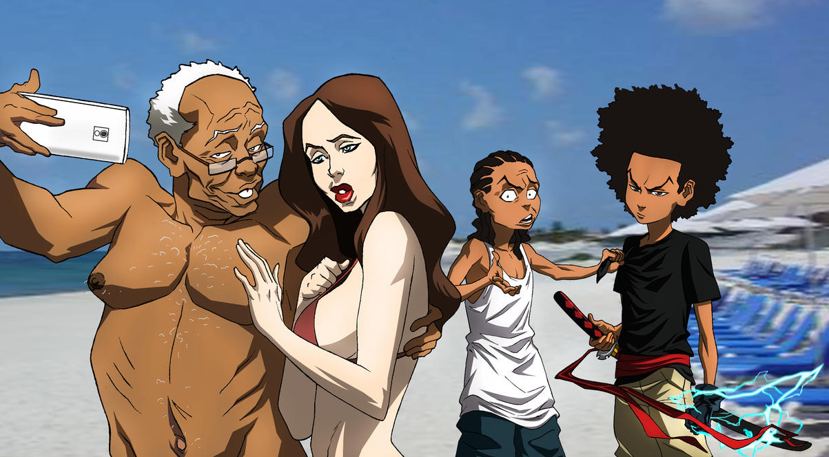 Make Your Own Boondocks Character Wwwtopsimagescom