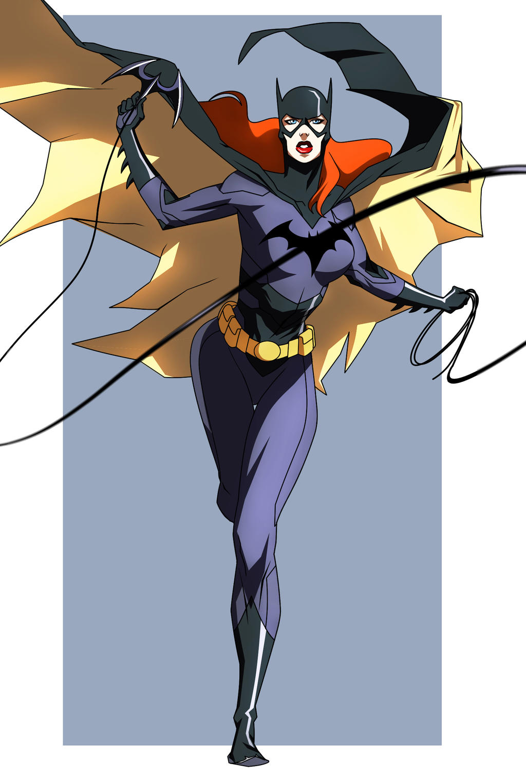 Young Justice Fan Art Young Justice Batgirl ...
