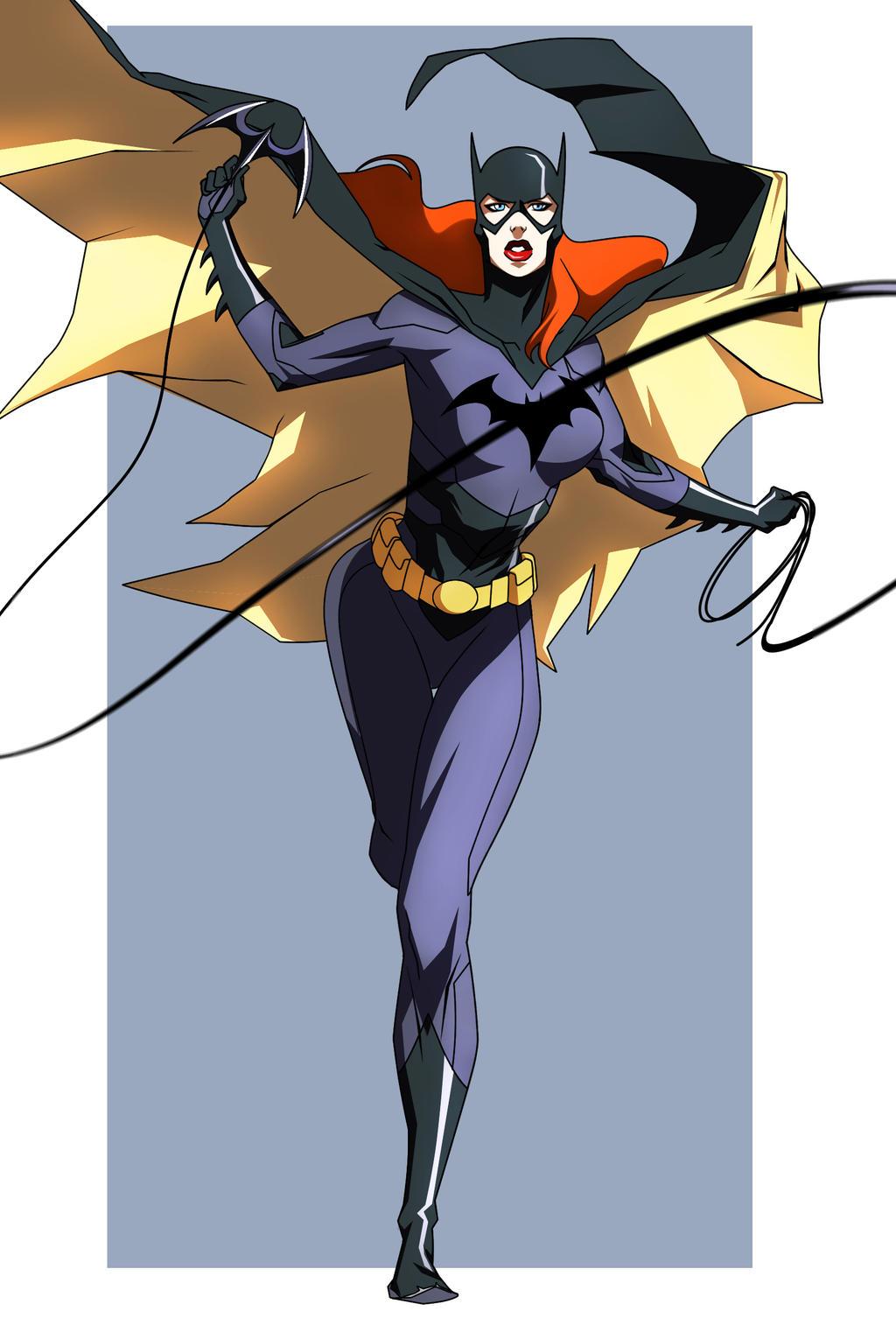 Young Justice Batgirl by msciuto on DeviantArt