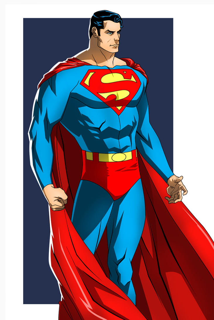 SUPERMAN by CHUBETO on DeviantArt