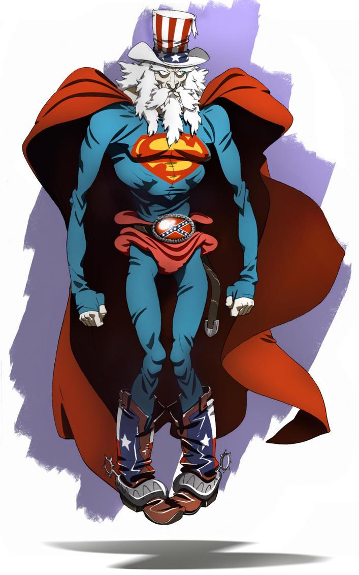 Super Sam animado by CHUBETO