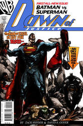 Batman v Superman Dawn of Justice by CHUBETO