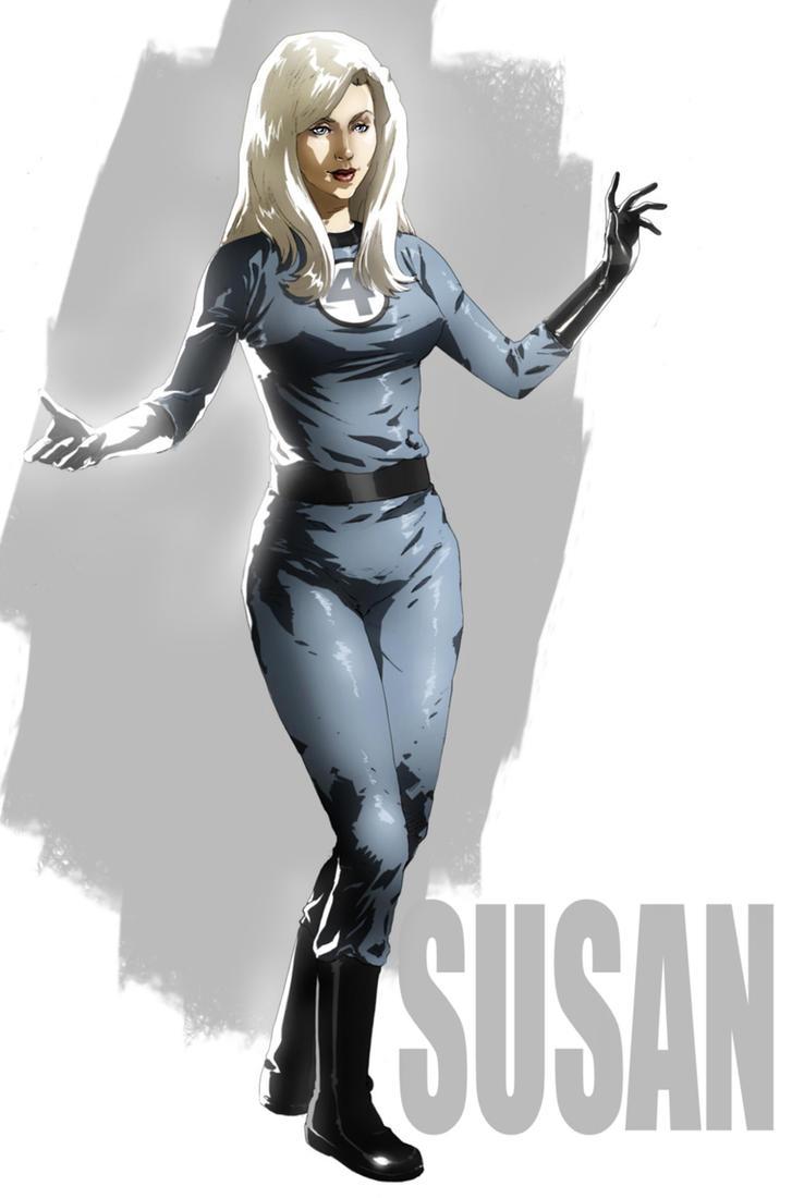 Susan Storm by CHUBETO