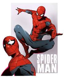 Spider-Man by CHUBETO