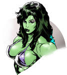 She hulk commission