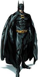 Batman 89 sketch by CHUBETO