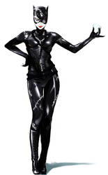 Catwoman sketch by CHUBETO