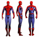 Spider-Man model sheet