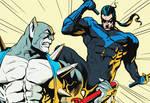 Nightwing vs Panthro