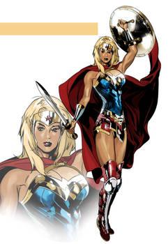 Amazon Supergirl Commission