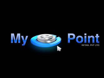 My e point 3D logo