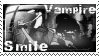 Vampire Smile Stamp by EtherealStardust