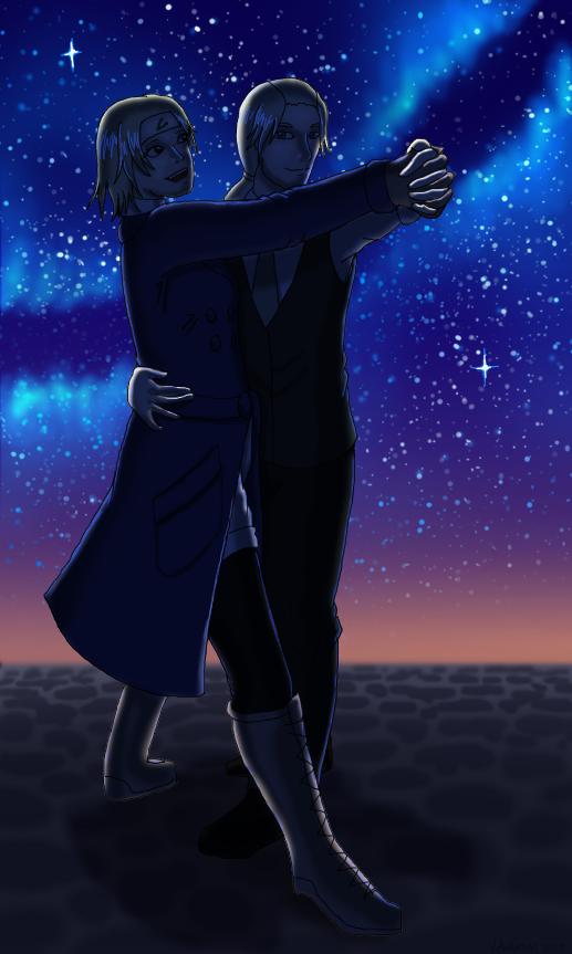 NOCT: Moonlight Waltz by Miss-Arcadia