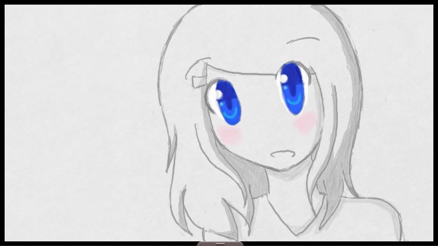 'Marie, you're back... by SapphireYuki-Sama