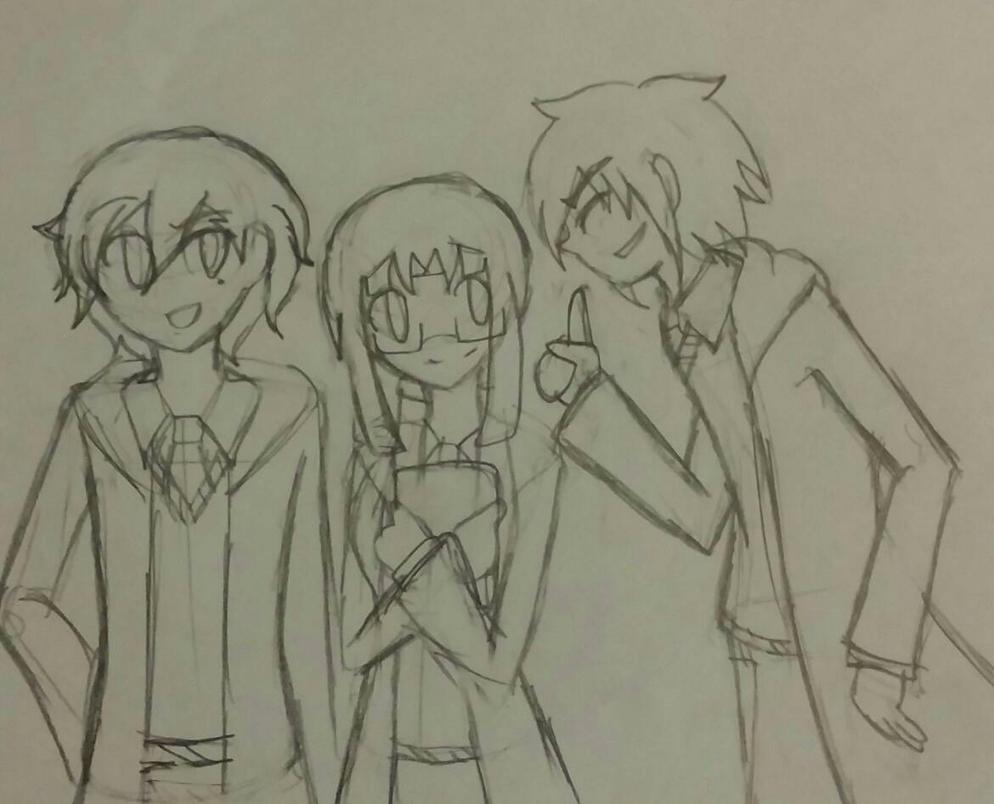 'You're pulling our legs, Seiichi... by SapphireYuki-Sama