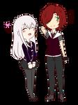 IH: Ayame and Yui