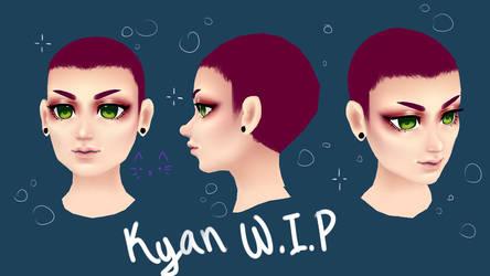 Kyan WIP shot