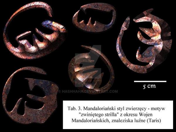 Mandalorian animal style by hashhaha