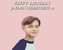 Happy Birthday Jaeden Lieberher! by Nolan2001