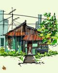 Digital Urban Sketch