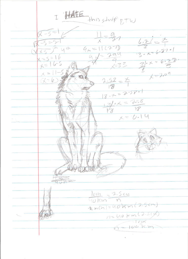 SCHOOL SKETCHES XD by Electrical--Volttail