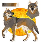 Epicyon/ Canine// Adoptable #1 [CLOSED]