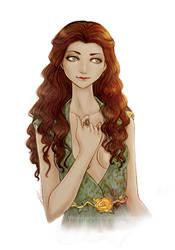 Margaery by AShiori-chan