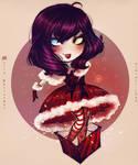 Christmas Lolita Yuri