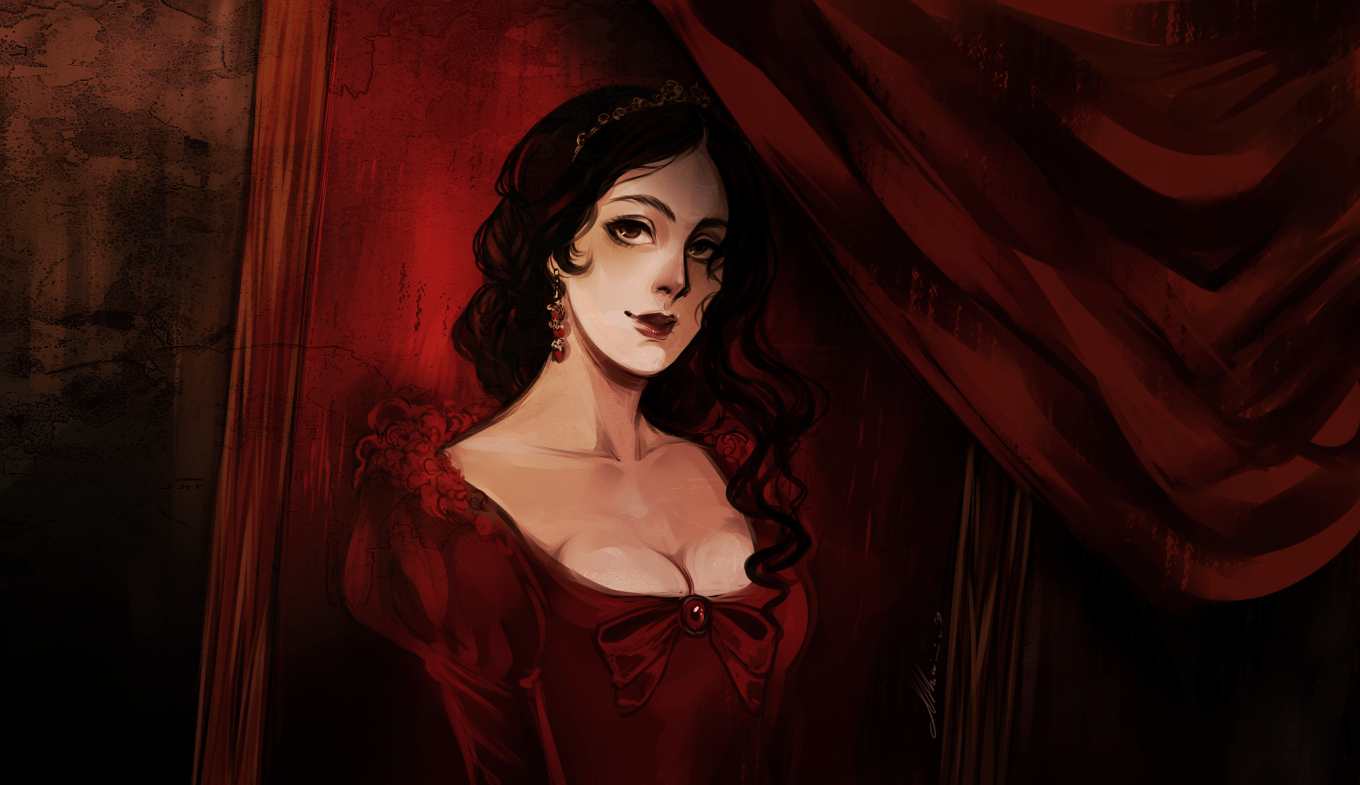 Layers Of Fear. Wife