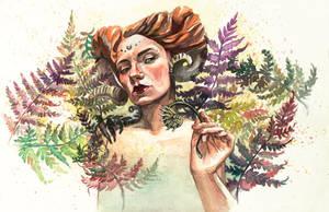 Fern Magic by bloomingavalon