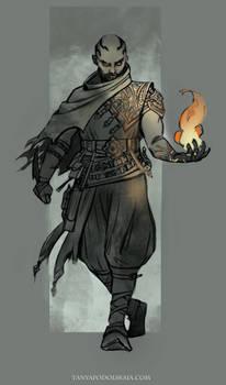 Arabic wizard