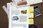 Webdesign deskview