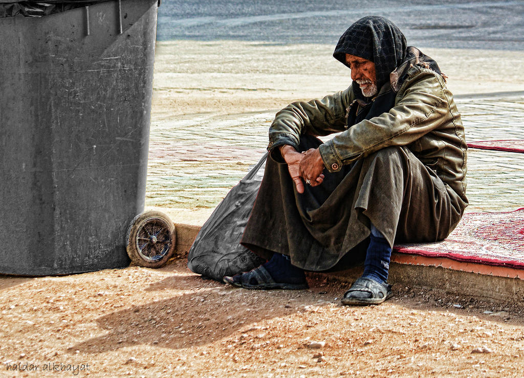 the poor man by haidaralkhayat