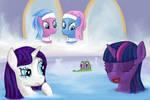 Twilight the Bitbit Princess: Rarity
