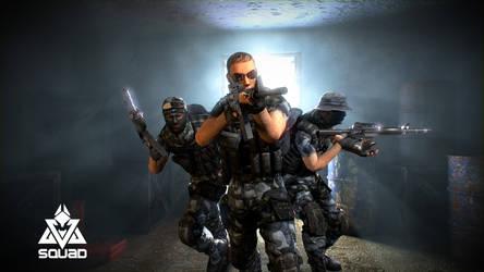 Squad Wallpaper 2