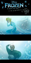 Frozen (jelsa fan plot twist!)