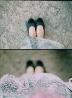 So Light Is Her Footfall by la-child