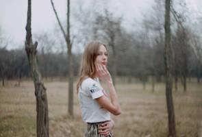 Lady Daydream. by la-child