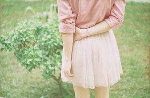 Peach. by la-child