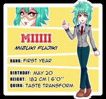 [MHA] Miiiii by poppyrous2