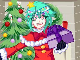[MHA] Merry Christmas by poppyrous2
