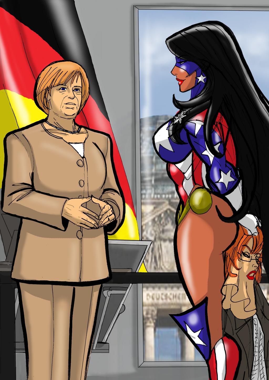 Super Heroine Hijinks 3 Home For Holidays