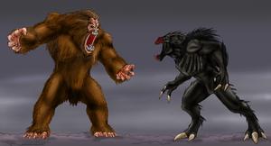 Movie Monster Showdown