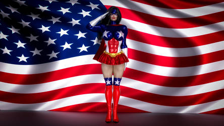 Freedom Star Spangled Salute