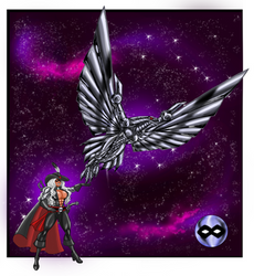 The Cosmic Corsair Mariza Lightfoot