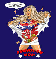 This looks like a job for American Mom!