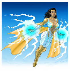 Thunder Woman