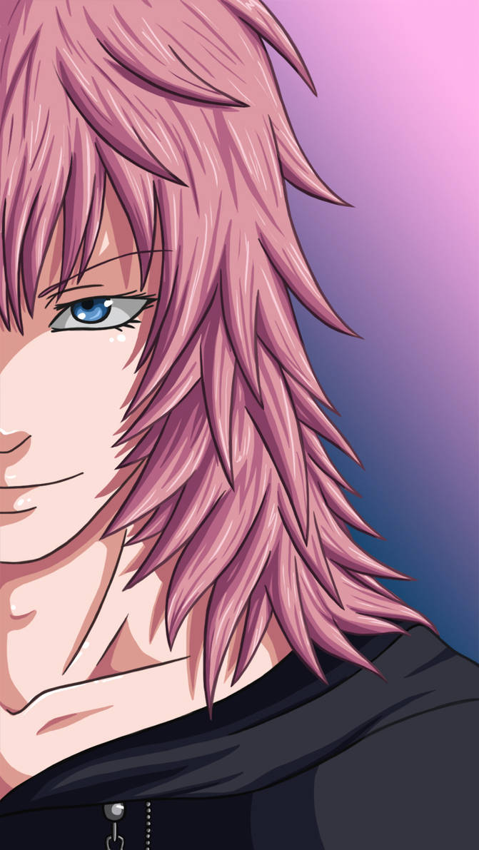 Marluxia by Vampynella