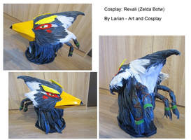 Revali Cosplayhead New